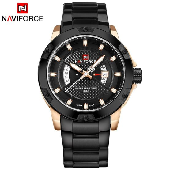 Men Watch Luxury Brand NAVIFORCE Man Sports Military Watches