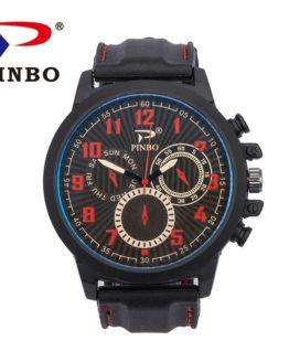 2019 New Famous Brand Men Sports Racing Quartz Watch