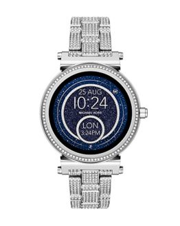 Michael Kors Access, Women's Smartwatch, Sofie Stainless Steel