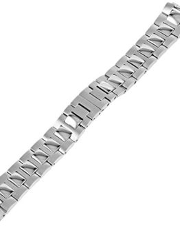Philip Stein 1-SS3 18mm Stainless Steel Silver Watch Bracelet