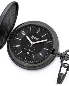 Speidel Classic Brushed Pocket Watch