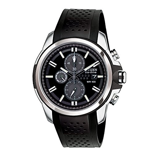 Citizen Men's Drive from Citizen Eco-Drive Stainless Steel Chronograph Watch