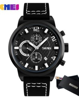 2017 SKMEI Watch Chronograph Mens Watches Top Brand Luxury Sports Watches