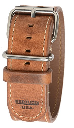 Bertucci D-Type Mens Heritage Horween Watch Band