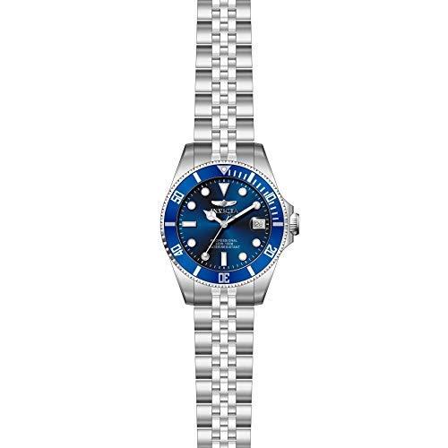 Invicta Pro Diver Quartz Blue Dial Ladies Watch 29187