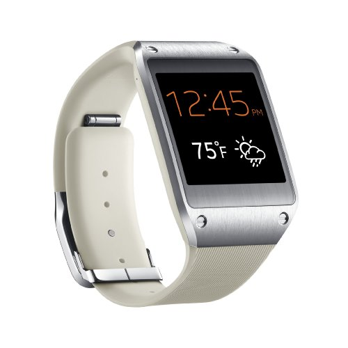Samsung Galaxy Gear Smartwatch- Retail Packaging - Oatmeal Beige