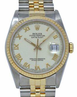 Rolex Datejust Swiss-Automatic Male Watch
