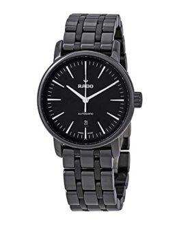 Rado Diamaster Automatic Black Dial Ladies Watch