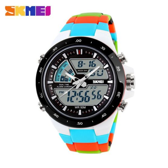 2016 Women Sports Watches Waterproof Fashion Casual Quartz Watch