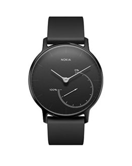 Nokia Steel Limited Edition - Activity & Sleep Watch, Full Black