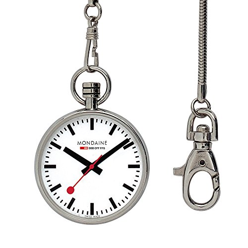 Mondaine EVO Pocket Watch