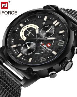 NAVIFORCE Watches Men Sports Top Luxury Brand Men's Quartz Analog