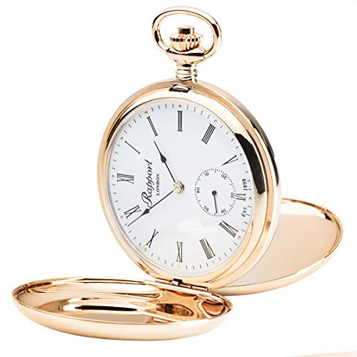 Rapport Oxford Hunter Case Pocket Watch