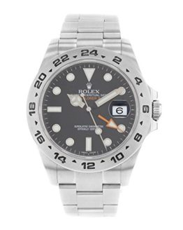 Rolex Explorer II Automatic-self-Wind Male Watch