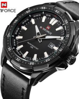 New Luxury Brand NAVIFORCE Watches Men Quartz