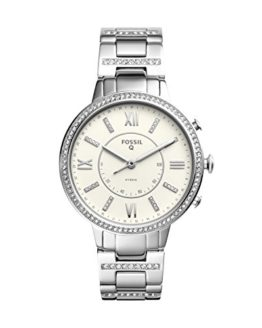 Fossil Q Women's Virginia Stainless Steel Hybrid Smartwatch