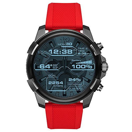 Diesel On Men's Full Smartwatch