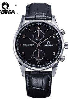 Luxury brand watches men 2016 classic business dress mens quartz wrist watch
