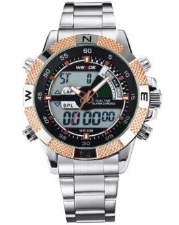 WEIDE Watches Men Top Brand Luxury Quartz Men LED Digital Watch