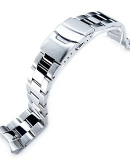 Super Oyster Brushed & Polished Watch Band