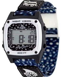 Freestyle Ocean Ramsey Signature Shark Classic Clip Whale Sharks Unisex Watch