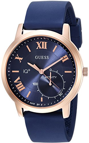 GUESS Men's Connect Fitness Stainless Steel Quartz Watch