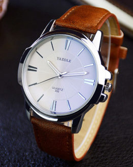 YAZOLE 2019 Fashion Quartz Watch Men Watches