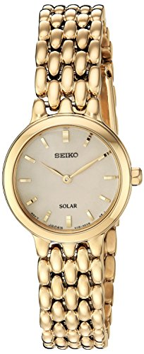 Seiko Women's Ladies Dress Japanese-Quartz Watch