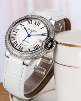 CADISEN Top Luxury Brand Ladies Watch Quartz Watch