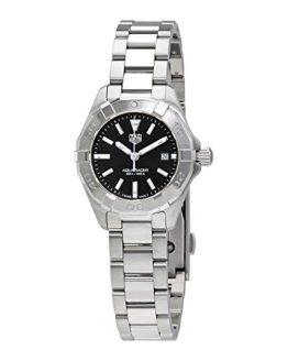 Tag Heuer Aquaracer Black Dial Ladies Watch