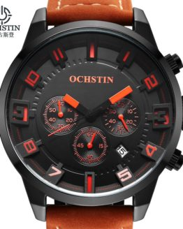 Fashion Men's Wrist Watches Male Luxury Brand OCHSTIN Quartz Watch