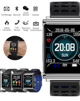 MNWT Men Smart Watch N98 Blood Pressure Heart Rate Monitor