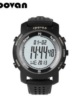 SPOVAN Brand Sports Watches for Men Digital Watch Men LED