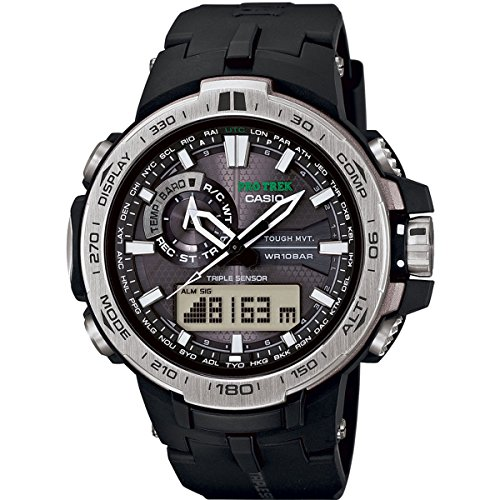 Watch Casio Pro Trek Men´s Black