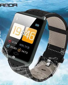 Smart Watch Men CK19 Touch Screen LED Watches fitness tracker