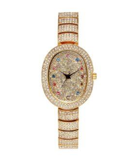 New Arrival Austria Crystal Luxury Brand Watches Fashion Ladies Wrist Watch