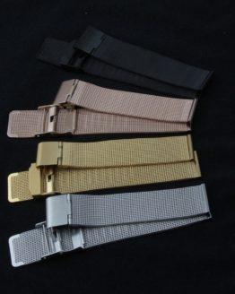 Milanese mesh Watchband for DW (waterproof) Men Women Watch Band