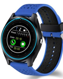 Call GSM SIM TF Card MP4 smart watch men Camera lovers Bluetooth