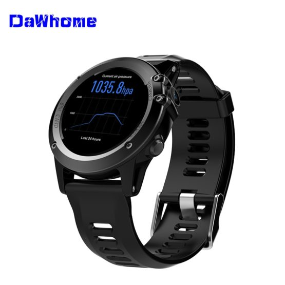 DaWhome H1 Smart Watch Android 4.4 Waterproof