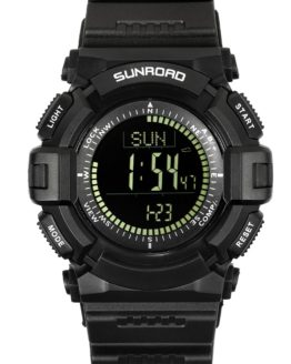 SUNROAD Women Watches Man Watch Smartwatch