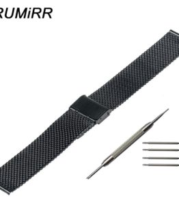 18mm 20mm Milanese Strap for DW (Daniel Wellington) Men Women Watch Band