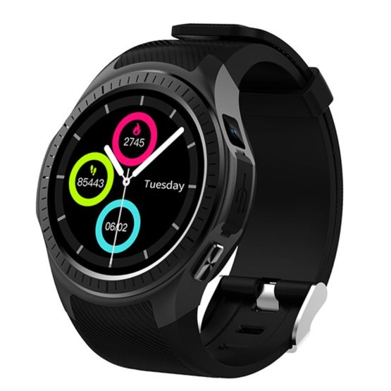 Smart Watch Men L1 Sport Wristwatch Support 2G SIM Card GPS Fitness