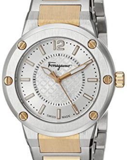 Salvatore Ferragamo Women's Analog Display Watch