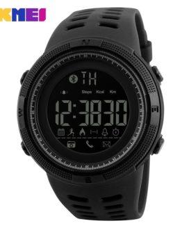 SKMEI Remote Camera Smart Watch Pedometer APP Call Remind