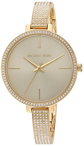 Michael Kors Women's Jaryn Watch Analog-Quartz Stainless-Steel Strap