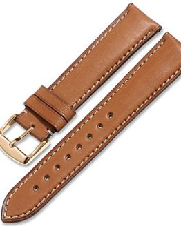iStrap Quick Release Leather Watch Band Wrist Calf Strap Men Women