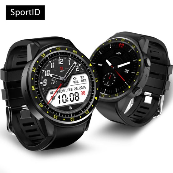 New Smart Watch Men GPS Sports Smartwatch F1 Bluetooth Wristwatch