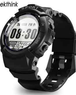 Company Fitness Tracker Digital Men's Smart Watch Men