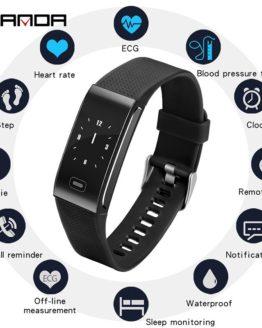 SANDA Smart Watch IP67 Waterproof Heart Rate Monitor Blood Pressure