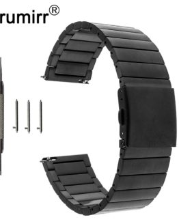 22mm Quick Release Watchband for LG G Watch Urbane Asus Zenwatch